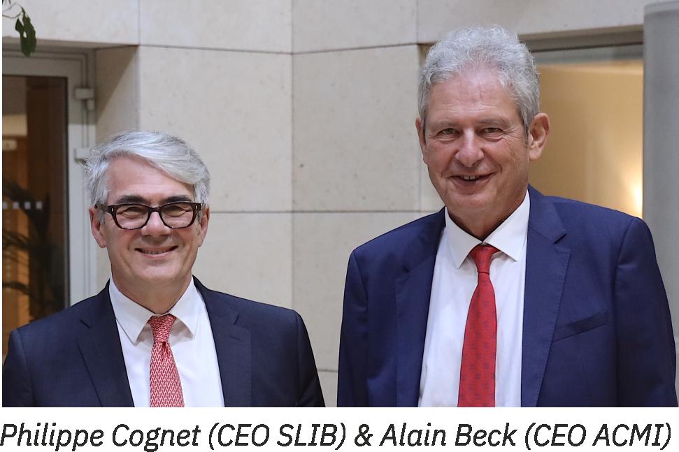 Philippe Cognet et Alain Beck